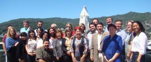 Participantes da 2ª reunião anual do Forproex na UFSC