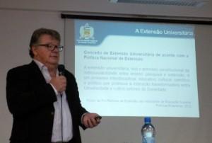 Pró-Reitor de Extensão Rogério Cid Bastos - Discutindo a Extensão na UFSC