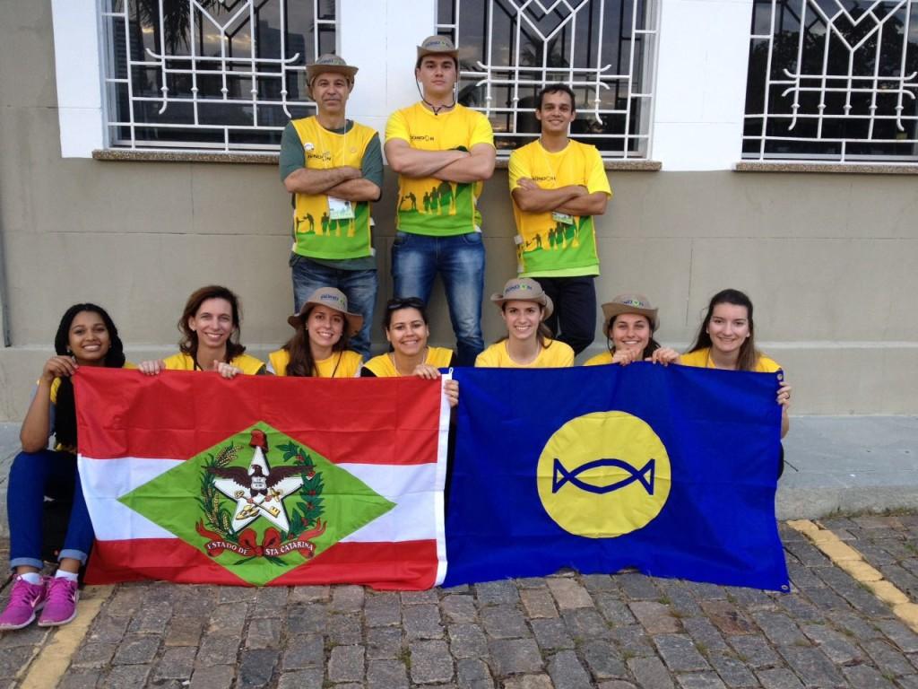 Equipe Rondonistas UFSC - Operação Forte dos Reis Magos