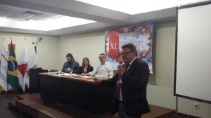 Pró-Reitor de Extensão Rogério Cid Bastos participou do XL FORPROEX